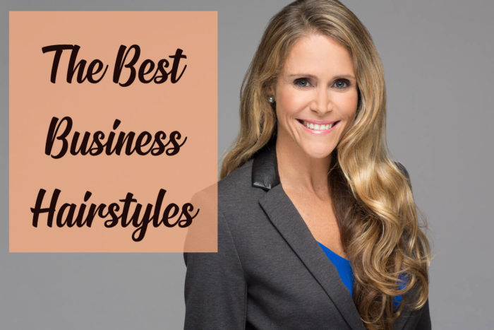 The Best Business Hairstyles For Women